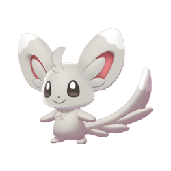 Pokemon Sword and Shield Minccino