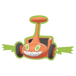 Pokemon Sword and Shield Mow Rotom