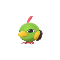 Pokemon Sword and Shield Natu