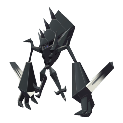 Pokemon Sword and Shield Necrozma
