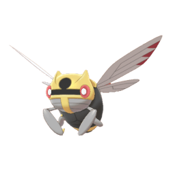 Pokemon Sword and Shield Ninjask