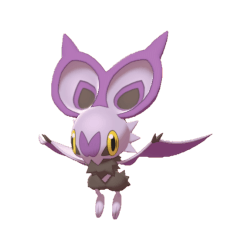 Pokemon Sword and Shield Noibat