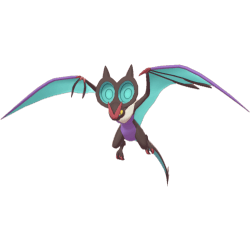 Pokemon Sword and Shield Noivern