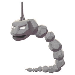Pokemon Sword and Shield Onix