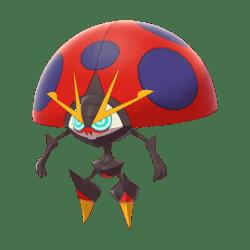 Pokemon Sword and Shield Orbeetle