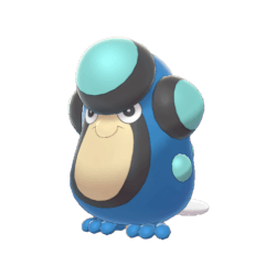 Pokemon Sword and Shield Palpitoad