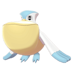 Pokemon Sword and Shield Pelipper