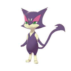 Pokemon Sword and Shield Purrloin