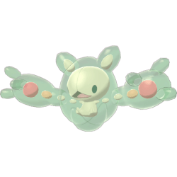 Pokemon Sword and Shield Reuniclus