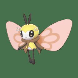 Pokemon Sword and Shield Ribombee