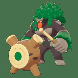 Pokemon Sword and Shield Rillaboom