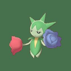 Pokemon Sword and Shield Roselia