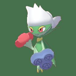 Pokemon Sword and Shield Roserade