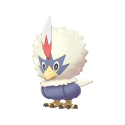 Pokemon Sword and Shield Rufflet