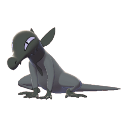 Pokemon Sword and Shield Salandit