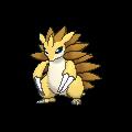 Pokemon Sword and Shield Sandslash