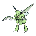 Pokemon Sword and Shield Scyther