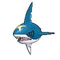 Pokemon Sword and Shield Sharpedo