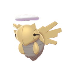 Pokemon Sword and Shield Shedinja