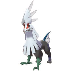 Pokemon Sword and Shield Silvally
