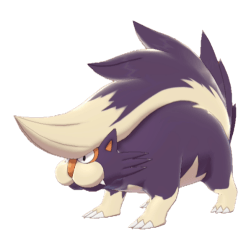 Pokemon Sword and Shield Skuntank