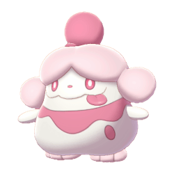 Pokemon Sword and Shield Slurpuff