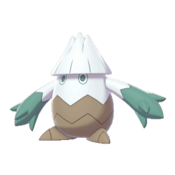 Pokemon Sword and Shield Snover