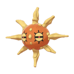 Pokemon Sword and Shield Solrock