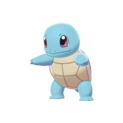 Pokemon Sword and Shield Squirtle