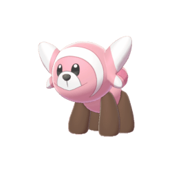 Pokemon Sword and Shield Stufful
