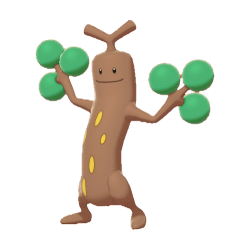 Pokemon Sword and Shield Sudowoodo
