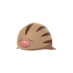 Pokemon Sword and Shield Swinub