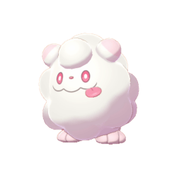 Pokemon Sword and Shield Swirlix