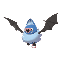 Pokemon Sword and Shield Swoobat