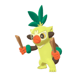 Pokemon Sword and Shield Thwackey