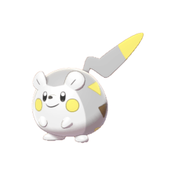 Pokemon Sword and Shield Togedemaru