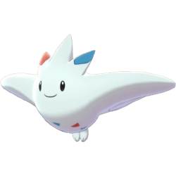 Pokemon Sword and Shield Togekiss