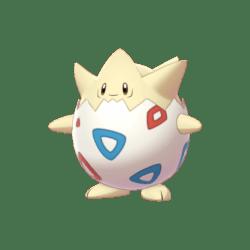 Pokemon Sword and Shield Togepi
