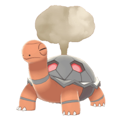 Pokemon Sword and Shield Torkoal