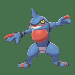 Pokemon Sword and Shield Toxicroak