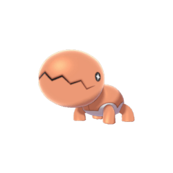 Pokemon Sword and Shield Trapinch