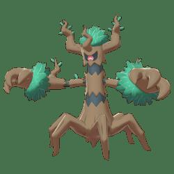 Pokemon Sword and Shield Trevenant