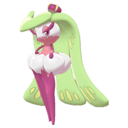 Pokemon Sword and Shield Tsareena