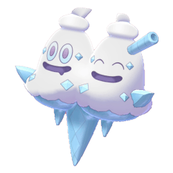 Pokemon Sword and Shield Vanilluxe