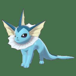 Pokemon Sword and Shield Vaporeon