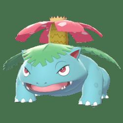 Pokemon Sword and Shield Venusaur