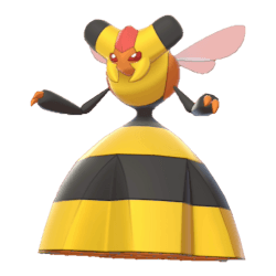Pokemon Sword and Shield Vespiquen