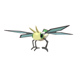 Pokemon Sword and Shield Vibrava