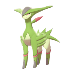 Pokemon Sword and Shield Virizion