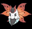 Pokemon Sword and Shield Volcarona